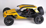 RC T6 BUGGY 100KM RTR W/O BATTERY 2,4GHZ